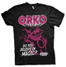 Masters Of The Universe / Orko - Do You Believe In Magic Unisex T-Shirt (Black)