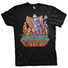 Masters Of The Universe Unisex T-Shirt (Black)