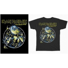 Iron Maiden: Live After Death Unisex T-shirt (black)