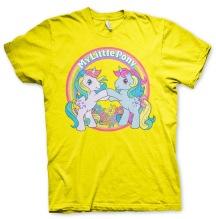 MY LITTLE PONY - Best Friends Unisex T-Shirt (Yellow)