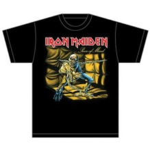 Iron Maiden: Piece Of Mind Unisex T-shirt - black