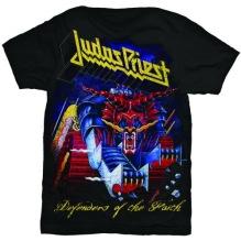 JUDAS PRIEST: Defenders Of The Faith Unisex T-shirt (black)