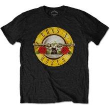 Guns N' Roses: Classic Logo Unisex T-shirt - black
