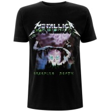 METALLICA: Creeping Death Unisex T-shirt (black)