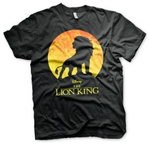 The Lion King Unisex T-Shirt (black)