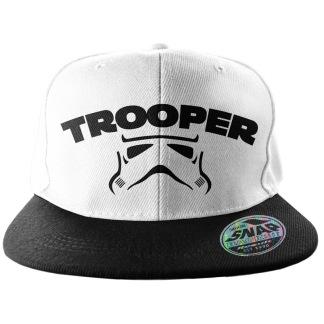 STAR WARS: Trooper Cap (B/W)