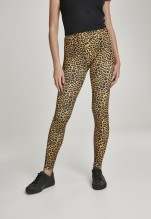 URBAN CLASSICS Ladies Pattern Leggings - leo