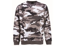 Dickies WASHINGTON Sweatshirt White Camo (3XL)