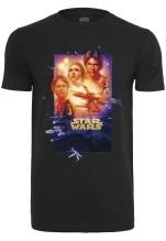 STAR WARS: Episode IV Poster Unisex T-shirt (black)