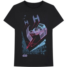 STAR WARS: TIE Fighter Archetype Unisex T-shirt (black)