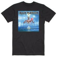 Iron Maiden: Seventh Son Box Unisex T-shirt - black