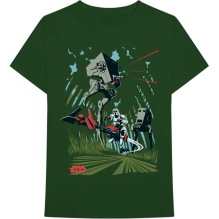 STAR WARS:   AT-ST Archetype Unisex T-shirt (Olive)