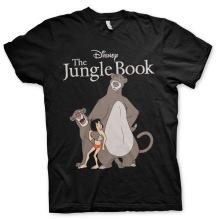 The Jungle Book Unisex T-Shirt (black)