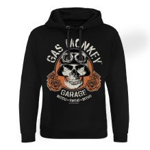 Gas Monkey Garage - Skull Epic Hoodie (black)