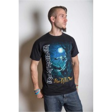 Iron Maiden: Fear of the Dark Tree Sprite T-shirt - black