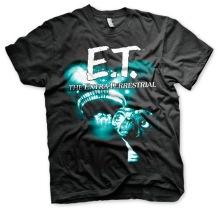 E.T. Duotone Unisex T-Shirt (Black)