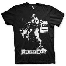 ROBOCOP Poster Unisex T-Shirt (Black)