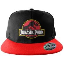 JURASSIC PARK: Logo Snapback Cap