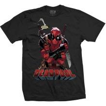 MARVEL: Deadpool Gonna Die Unisex T-shirt (black)