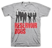 RESERVOIR DOGS Unisex T-Shirt (H.Grey)