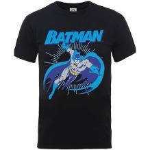 BATMAN: Leap Unisex T-shirt (black)