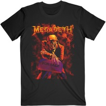 MEGADETH: Peace Sells Unisex T-shirt (black)