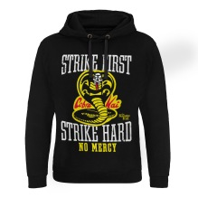 KARATE KID: Cobra Kai No Mercy Epic Hoodie (black)