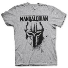 STAR WARS: Mandalorian Unisex T-Shirt (h.grey)