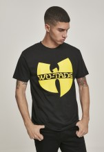 WU-WEAR: Wu-Tang Clan Logo Tee (black)