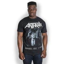 ANTHRAX: Among The Living Unisex T-shirt (black)