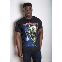 IRON MAIDEN: No Prayer Unisex T-shirt (black)