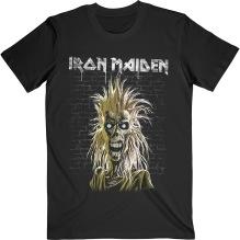 IRON MAIDEN: Eddie 40th Anniversary T-Shirt (black)