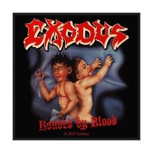 EXODUS: Bonded By Blood Standard Patch (tygmärke)