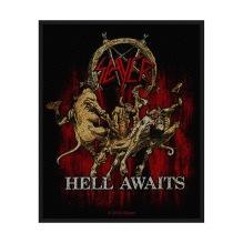 SLAYER: Hell Awaits Standard Patch (tygmärke)