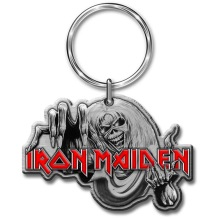 IRON MAIDEN: The Number Of The Beast Nyckelring
