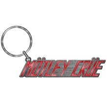 MÖTLEY CRUE: Logo Nyckelring