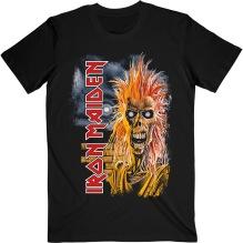 IRON MAIDEN: First Album Tracklist V.3 T-shirt (black)
