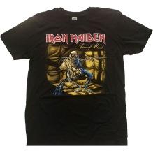 IRON MAIDEN: Piece Of Mind T-shirt (black)