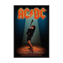 AC/DC: Let There Be Rock Standard Patch (tygmärke)