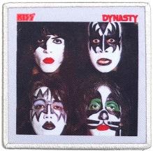 KISS: Dynasty Printed Patch (tygmärke)
