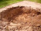 Poolgrävning Kvicksund