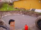 Poolgrävning Skogstorp
