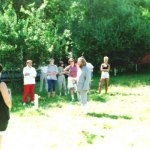 Qigongläger 1999 på Yangtorp