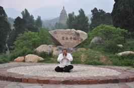 Besök hos mina brödrar i Shaolin Tempel i Kina-2012