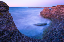 Limestone tower rauk / Byrums raukar_DSC9653