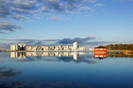 Klapphuset och Varvsholmen Kalmar