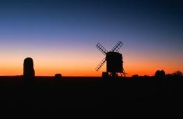 Windmill / Väderkvarn UA-118