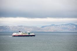 Hurtigrutten Varanger Peninsula / Varangerhalvön