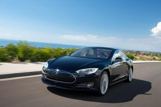 Foto: Tesla Motors - Model S