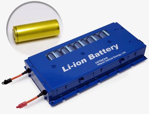 Långlivade litiumjonbatterier?